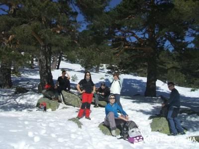 Collado Ventoso - Sierra de Guadarrama; Caminar deprisa; andar rápido